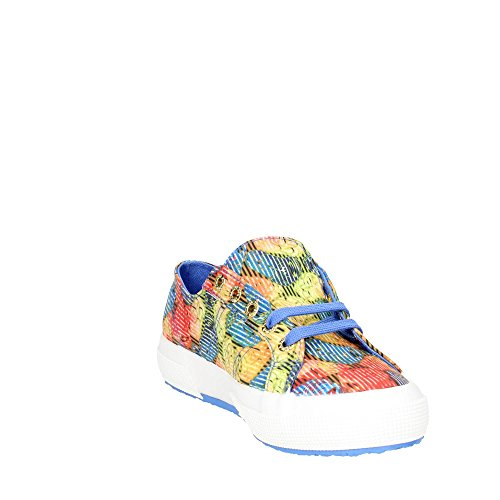 FANTASY 2750 Sneakers 5 COTU MULTICOLOR Donna Superga 4B6qwRCw