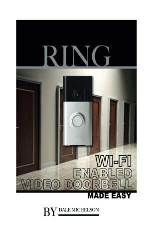 Price comparison product image Ring Wi-fi Enabled Video Doorbell: Made Easy