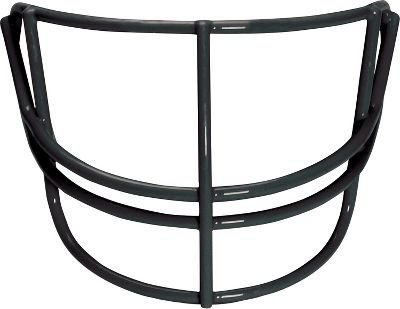 Schutt Sports Super Pro Carbon Steel Varsity NOPO Football Faceguard 黒 [並行輸入品]