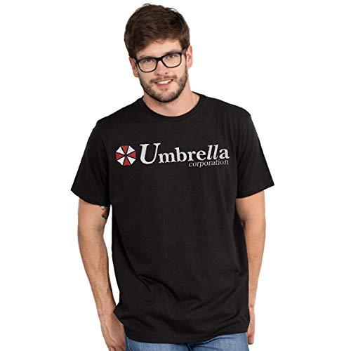 Camiseta Resident Evil Umbrella Corp