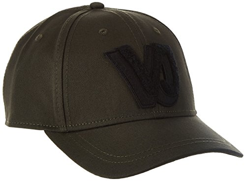 Versace Jeans Hat, Gorra de béisbol para Hombre Verde (Timo E129)