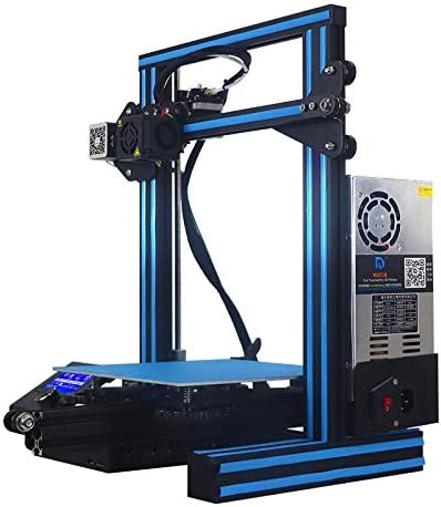 ZZWBOX Impresora 3D Extrusora actualizada Adecuada para filamento ...