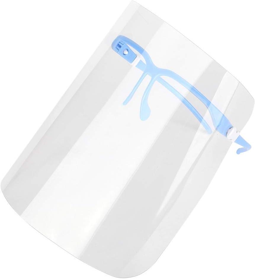 Acrílico Eliminación De Uñas Polvo Uñas Pulido Cubierta De Protección Facial A Prueba De Aceite, Herramienta De Accesorios De Salón De Manicura(03)