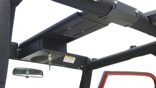 Tuffy Single Compartment Overhead Console product image