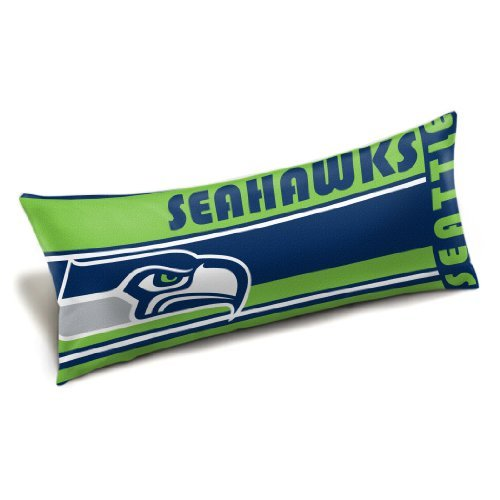 Northwest 15901 NFL Seattle Seahawks Seal Body Pillow Denver Broncos Body Pillow