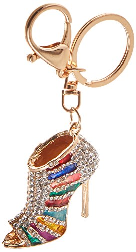 Yosoo Phone Ring Keychain Charm