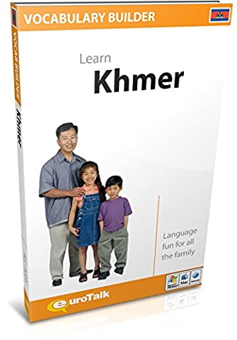 EuroTalk Vocabulary Builder, Khmer (Study English Khmer)