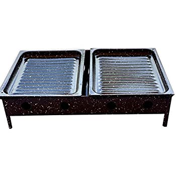 Amazon.com: Ancient Cookware Bracero de Mesa, Argentinean ...