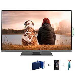 Avtex L249DRS PRO 24″ 12v/24v TV with Carry-Case and 8GB USB Recording stick. Includes free microfibre cloth – built in DVD, Freeview HD, Satellite Tuner, Twin Tuner USB Record PVR