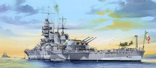 Trumpeter 1/350 Scale RN Roma Italian Navy Battleship for sale  Delivered anywhere in USA