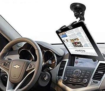 Soporte de Coche para iPad, Galaxy Tab, Tablet, GPS, DVD, TV, Pantalla LCD TFT: Amazon.es: Informática