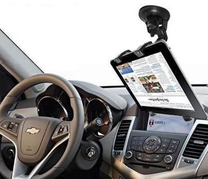 Soporte De Coche Para Ipad Galaxy Tab Tablet Gps Dvd Tv