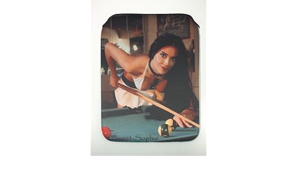 Sexy Porno de Star Sweet Sophie Neopreno Funda para iPad 2 y 3, Estampado por una Cara diseño # 22: Amazon.es: Electrónica