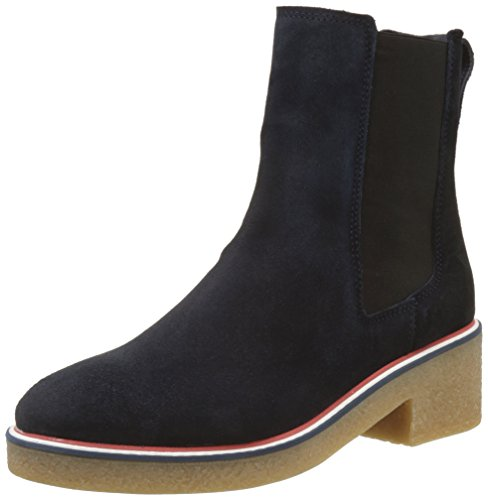 Tommy Hilfiger Women S M1285ia 3b Chelsea Boots Amazon Co Uk Shoes