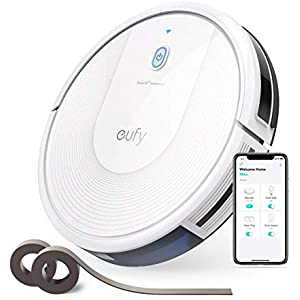 Save up to 37% on eufy Robotic Vacuums