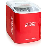 Nostalgia ICMCOKE Coca-Cola Ice Cube Maker, Red