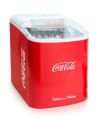 Nostalgia ICMCOKE Coca-Cola Ice Cube Maker Red