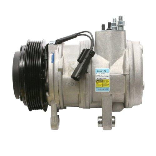 Delphi CS20126 10S17 New Air Conditioning Compressor