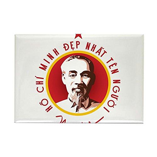 - CafePress Ho Chi Minh Rectangle Magnet, 2