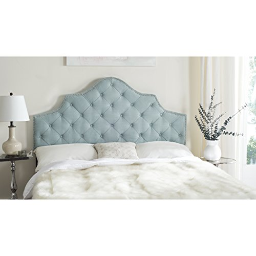 Safavieh Arebelle Upholstered Tufted Headboard Basic Info