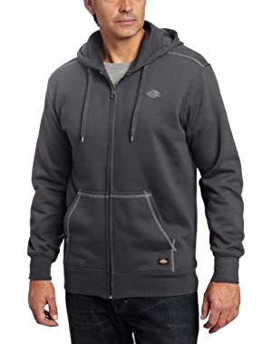 Men's Full Zip Fleece Hoodie