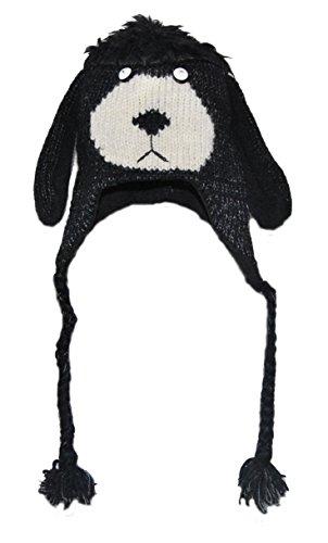 Dog Animal Hat Adult