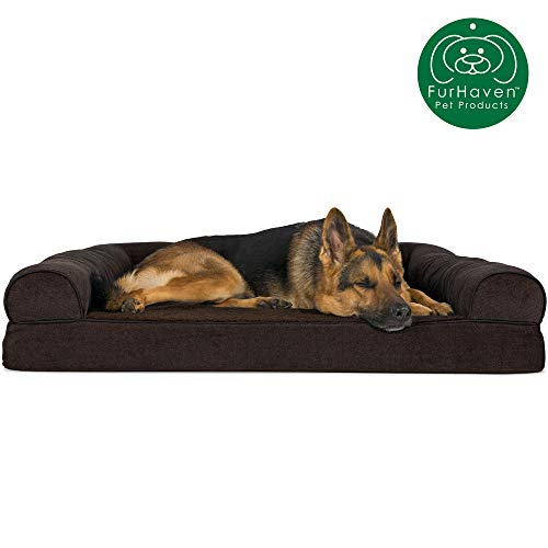 dog bed removable cover large - 6