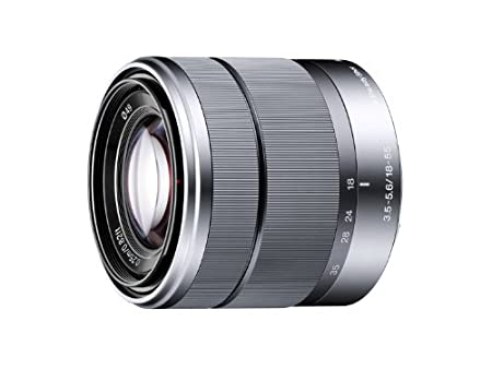 Review Sony E 18-55mm f/3.5-5.6