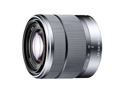 Sony E 18-55mm f/3.5-5.6 OSS SEL1855 Lens [International Version No Warranty]