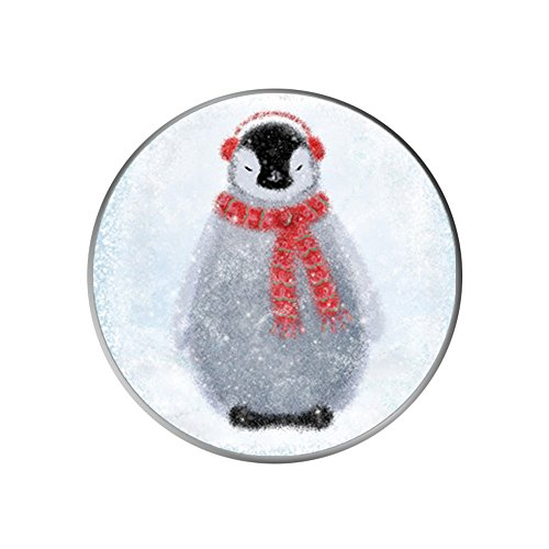 Chilly Little Penguin (Flexible Pop Stand Socket Multi-Functional Grips for Phones or Tablet for Lovers - Chilly Little Penguin)