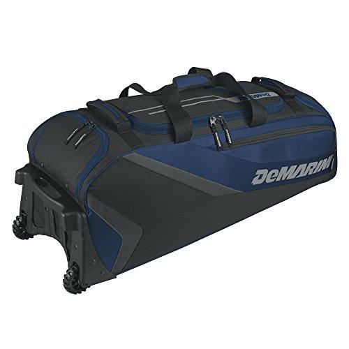 DeMarini Grind Wheeled Bag, Navy ()