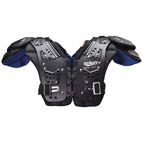 Schutt Sports Mid Fles 4.0 Shoulder Pad Large Adult Football Shoulder Pads