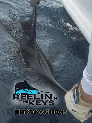 Reelin' In The Keys- High Stakes (Blue Fishing Marlin)