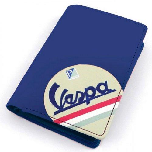 holder card Vespa blue blue card Vespa gnqfwCxU