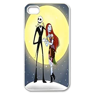 Steve-Brady Phone case The Nightmare Before Christmas For Iphone 4 4S case cover Pattern-16