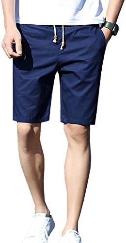 [スポンサー プロダクト]DFMOND 春 夏 秋 メンズ ショーツ ハーフパンツ 街着 ビーチパンツ 調整紐 無地 大きいサイズ 人気 ファッション メンズ ゴルフウェア 短パン M-5XL