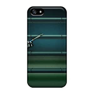 OkIrd18411fjdvW Case Cover, Fashionable Iphone 5/5s Case - The Main Screen Background