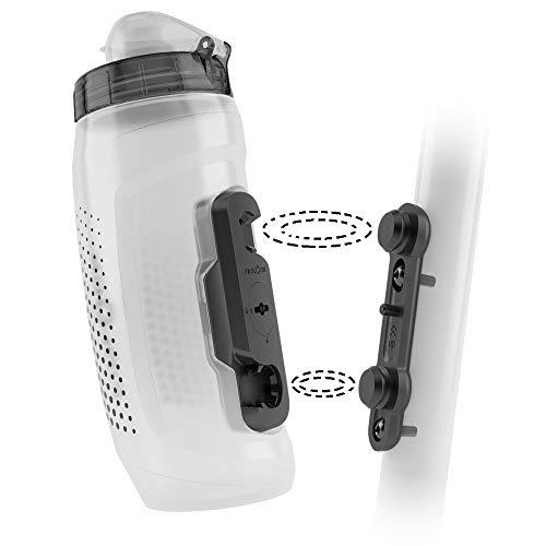 FIDLOCK Bottle mit Bike Base Magnetischer Fahrrad Flaschenhalter Fahrrad Trinkflasche Fahrrad mit Halterung Getränkehalter Fahrrad Getränkehalter Trinkflaschenhalter Fahrrad Trinkflaschenhalterung