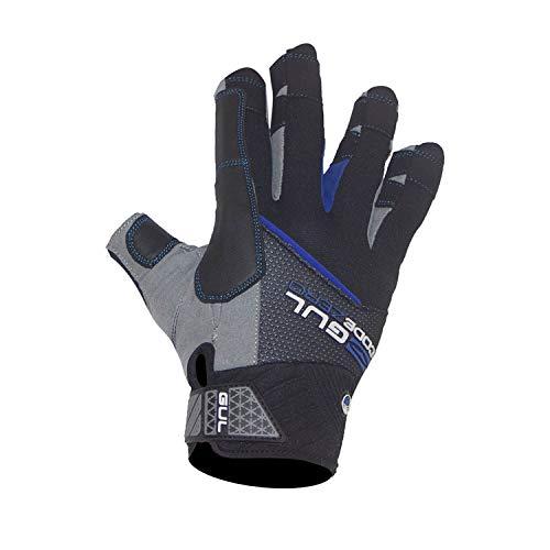 (GUL 2018 Junior CZ Winter Short Finger Glove Black GL1242-B6 Junior Sizes - Junior Large)