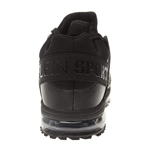 Sneaker Uomo Statement Runner Sport Nero Plein Rocked nqwp8XBZxa