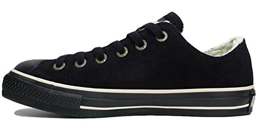 Converse Chuck Taylor All Star Ox Shearling Black / 117842 Farbe: Black