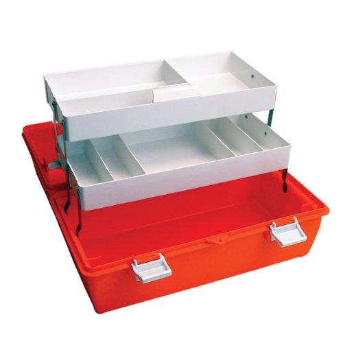 Flambeau Medical Box First Aid Medium Empty