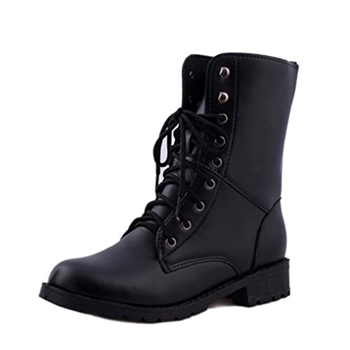 Biker Shoes Men - 8