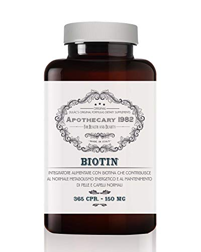 Apothecary 1982 Biotin Selenium Tablets product image