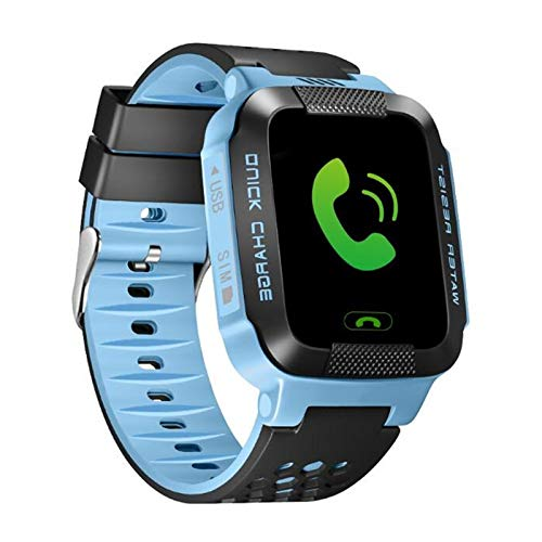 Smartwatch Nüt Cuqui Watch Y21azul + SIM 5GB 15 MIN: Amazon ...