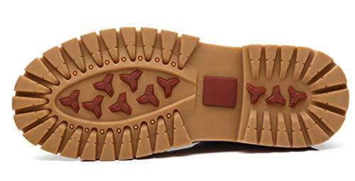 Scamosciata Classici Scarpe da Pelle da Casual Stivali Cachi Deserto NXY Uomo tqTwz0gwx