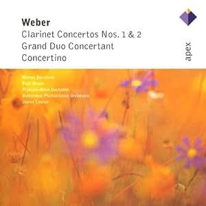 Conciertos Para Clarinete (Boeykens)