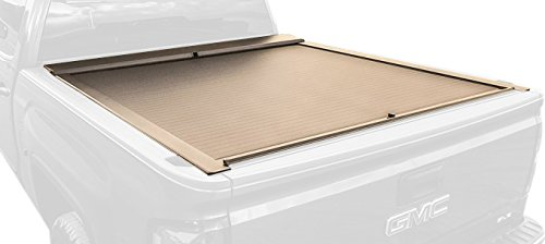 Roll-N-Lock BT448A Locking Retractable A-Series Truck Bed Tonneau Cover for 2010-2018 Dodge Ram 1500/2500/3500 | Fits 6.4' Bed (Excludes models w/RamBox) (Truck Tailgate Lock Dodge)