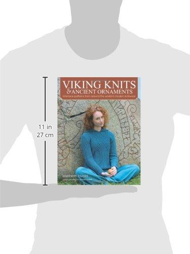Trafalgar Square Books-Viking Knits & Ancient Ornaments by Trafalgar Square Books (Image #3)