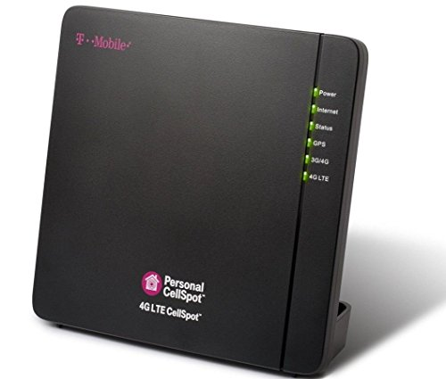 T-MOBILE Wireless Router Personal Cellspot WiFi Model 996...
